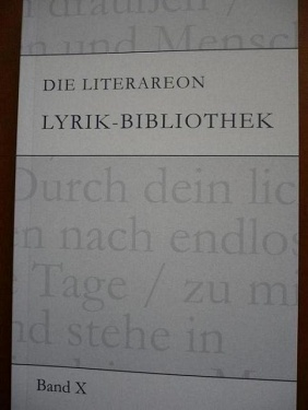 PachT in LyrikBibliothek Bd. X 2009