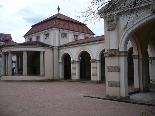 Eisenach Wandelhalle