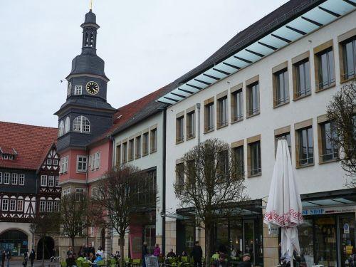 Eisenach  Rathaus
