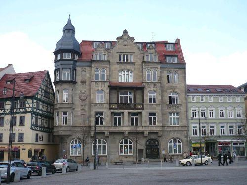 Eisenach Haus zum Rautenkranz
