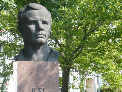Juri-Gagarin-Ring _ J. Gagarin am Krämpfertor