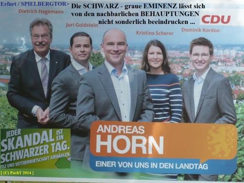 12 LT-Wahlkampf CDU SCHWARZ - graue Eminenzen