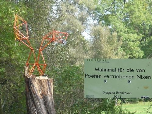 Weimar Maria-Pawlowna-Promenade_mal andre Kunst 3