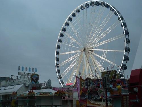 Riesenrad - riesig