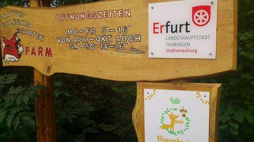 Besuch im Oktober 2014 13 Fuchsfarm 1