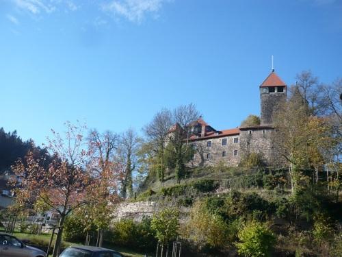 2014.10.18. Von Elgersburg zur Hohen Warte 02