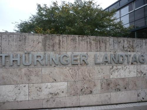 Thür. LandTag 03 J.-Fuchs-Straße