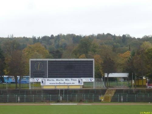 SteigerWaldStadion EF 03 SüdKurve m. Anzeigetafel