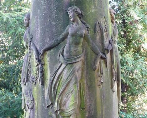 Weimar Historischer Friedhof 14