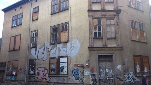 Rupprechtsgasse _ Ecke Pilse