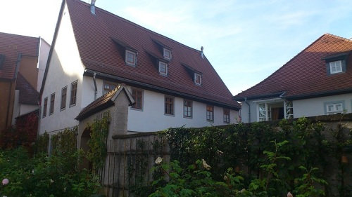 Weimar Kirms-Krackow-Haus 08 Gesellschaftsgarten