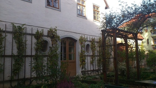 Weimar Kirms-Krackow-Haus 06 Gesellschaftsgarten