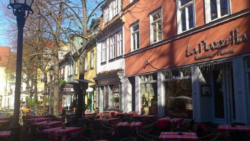 Wenigemarkt _ Teil d. Ostseite