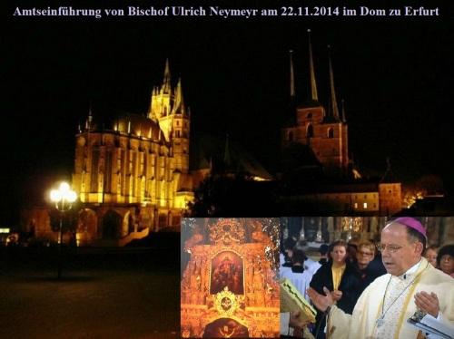 Dom zu Erfurt Amtseinführung 0 2014.11.22