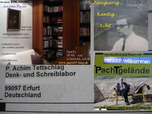 Mein Unternehmen - PachTs Denk- und Schreiblabor