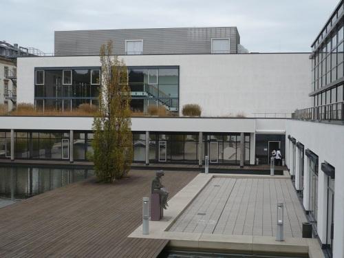Thür. LandTag 05 Plenarsaal _ Innenhof