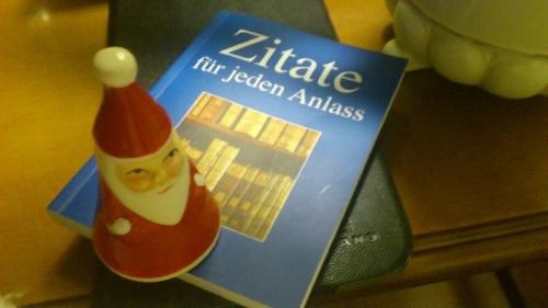 WeihnachtsBote Nikolaus