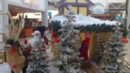 Weihnachten Ankunft v. W.-Mann