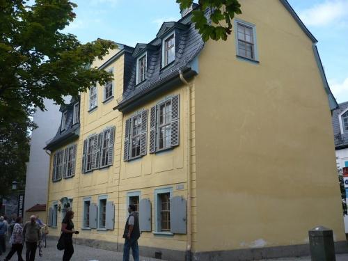 Weimar Schiller - Haus