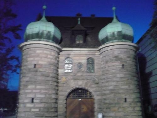 Nürnberg 026 heutige Polizeiberatungsstelle