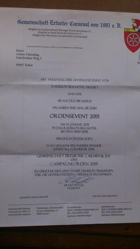2015.01.15 Ordensevent GEC Einladung