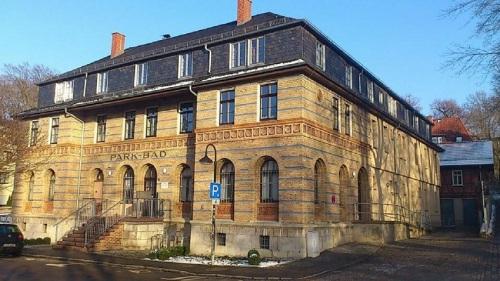 Weimar PARK-BAD am IlmPark
