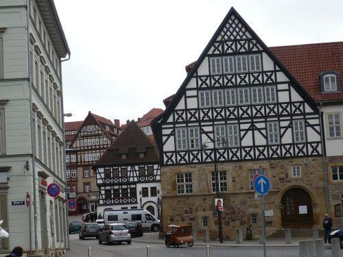 Eisenach Luther - Haus (mittig)