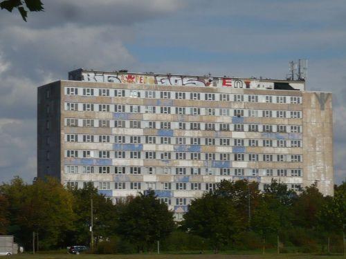 Nordhäuser Straße 14 Frühere ZahnKlinik 1