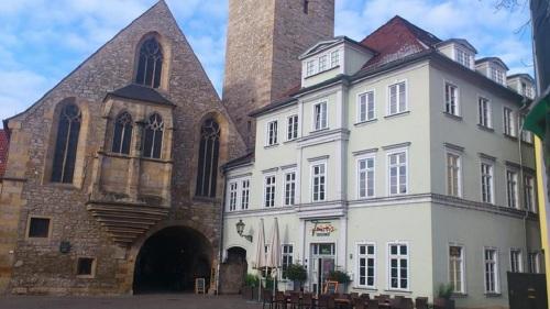 Ägidienkirche und Restaurant - FAUSTUS