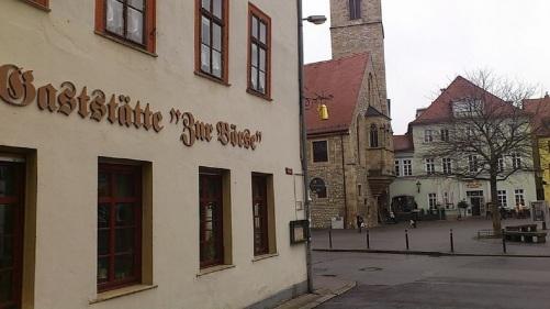 Wenigemarkt Restaurant ZUR BÖRSE