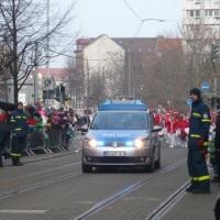 22.05.19 # DEMONSTRATION der  G E C  für den Erfurter  KARNEVALSUMZUG #
