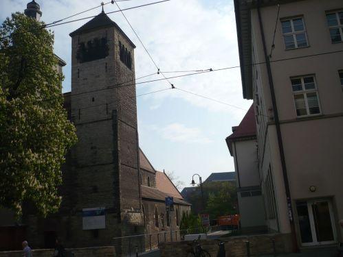 Bahnhofstraße  ReglerKirche
