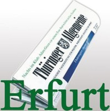 Logo ERFURTER_ThürAllgem. 1
