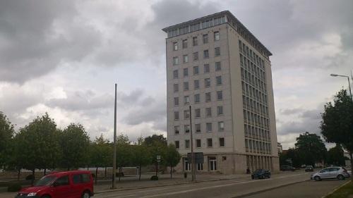 Joh.-Sebastia-Bach-Straße Thür. LandtagVerwaltung _ EIERKISTE 1953