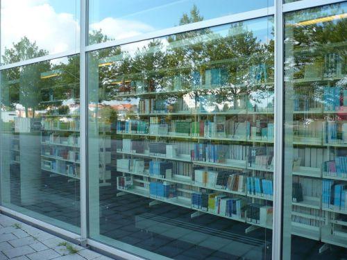 Nordhäuser Straße 13 Universität 12 Biliothek