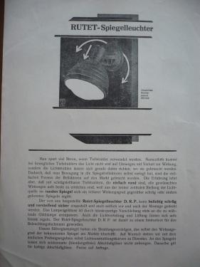 1887 - 1974  Entwicklungen meines Opa RUTET_Strahler 5