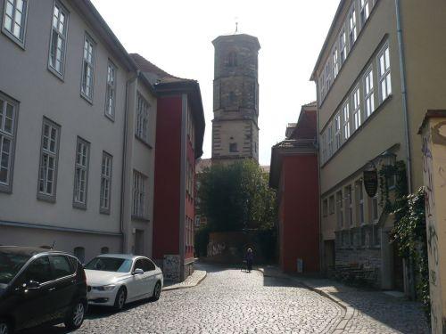 Erfurt Große Arche _ Paulsturm