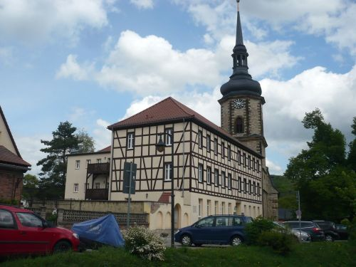 Bad Sulza 21 Stadtkirche