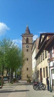 Andreasstraße Andreaskirche