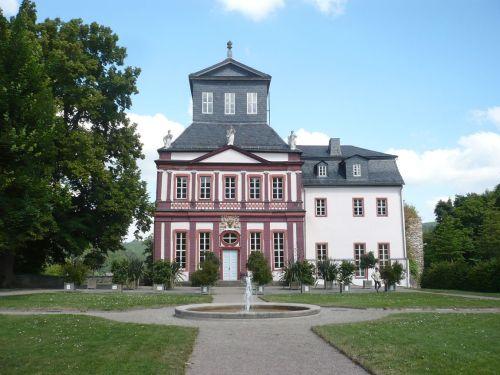 Schwarzburg 2013 - Impressionen 11 Kaisersaal