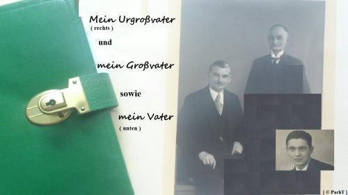 1887 - 1974 Opa Karl _mein Urgroßvater_mein Vater