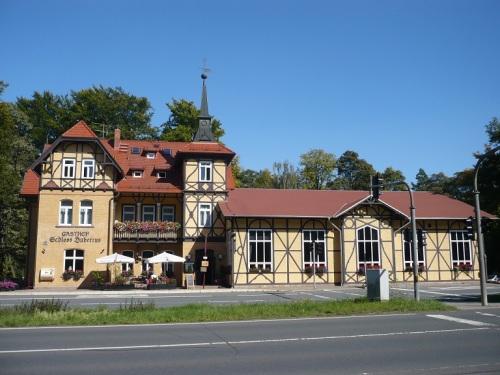 Schloß HUBERTUS am Steigerwald