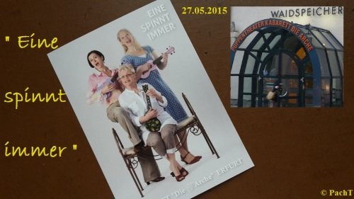 2015.05.27 Kabarett Die ARCHE