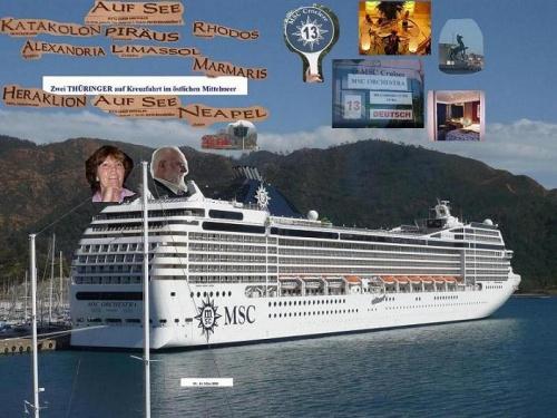 Kreuzschifffahrt 2008