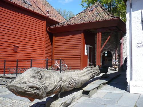 156_7.KreuzSchiffFahrt Impressionen 41 Bryggen 7 UNESCO