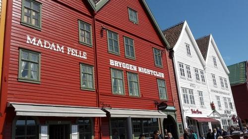 153_7.KreuzSchiffFahrt Impressionen 38 Bryggen 4 UNESCO