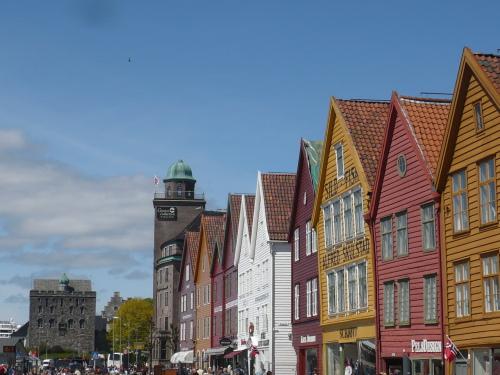 152_7.KreuzSchiffFahrt Impressionen 40 Bryggen 3 UNESCO