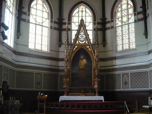 125_7.KreuzSchiffFahrt Impressionen 13 Johanneskirche
