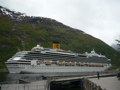 069_7.KreuzSchiffFahrt Costa im Fjord