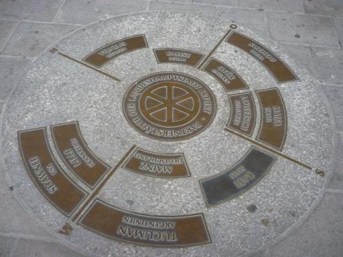 Erfurt Partnerstädte